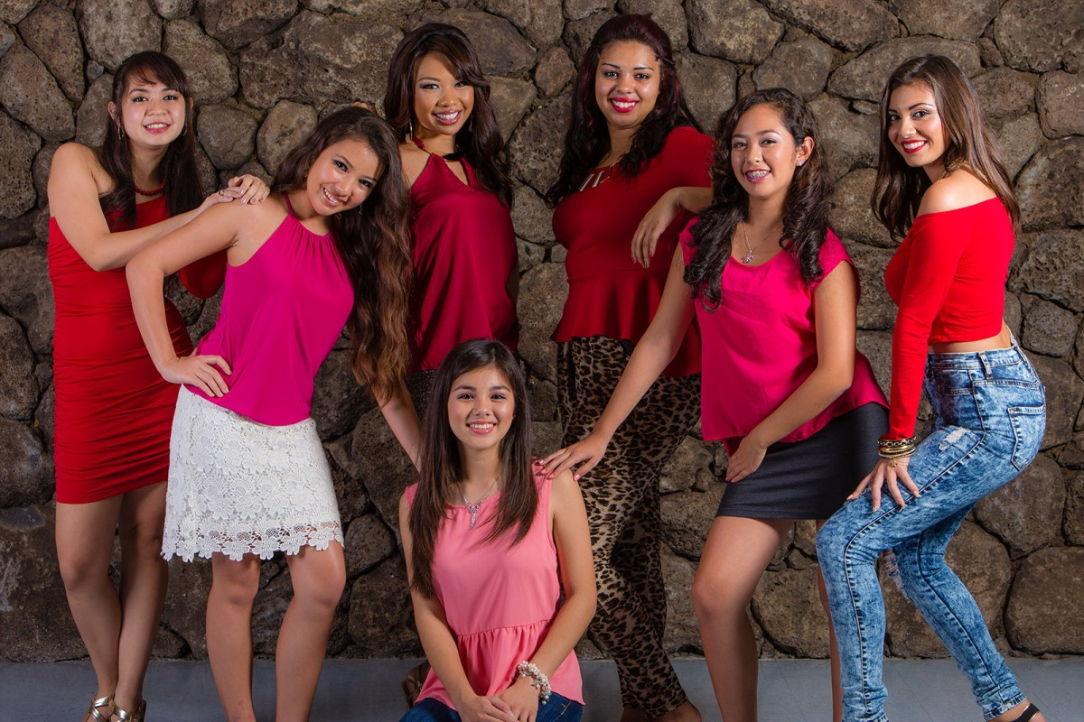 Teen Latinas Pics