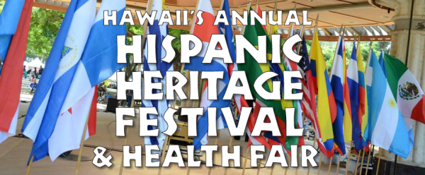 Hawaii Hispanic Heritage Festival